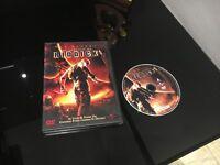 Le Chroniken Eines Kriegers De Riddick DVD con Vin Diesel