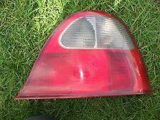 MG ZR Rover 25 Fuorigioco (Driver) Luce posteriore
