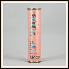 Duwop LIP VENOM Original Lip Gloss Plumper Full SZ 0.12 oz New in Box Authentic