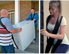 New ListingMoving Lifting Straps Heavy Furniture Carrying Dolly Appliances Mattresses Boxes