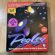 PegLeg Game For Macintosh System 6 or 7