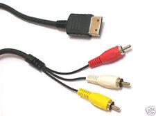 Cinch Anschluß Kabel 2,0m für Sega Dreamcast (DC0001)