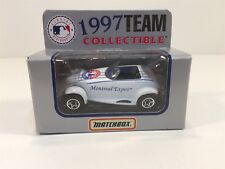 1997 Montreal Expos Baseball Limited Edition Prowler Matchbox Nib Mlb97-20 Expos