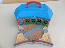 Learning Curve Thomas Sheds With Pullout Turntable