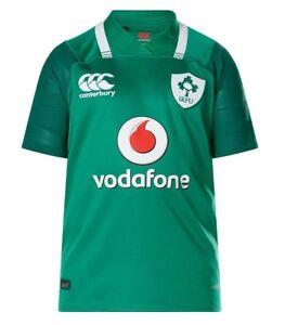 Ireland Vapodri Pro Home Rugby Jersey