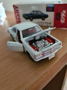 TOMICA DANDY 1/49 SCALE WHITE MAZDA ROAD PACER AP 049 HZ HOLDEN