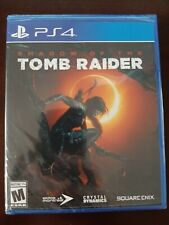 New Sealed Shadow of The Tomb Raider PlayStation 4 Ps4 Game