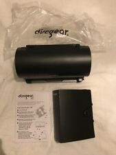 Disc Gear 80s Disc Holder Plus Bonus Album Brand New