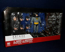 """DC Collectibles Batman: The Animated Series 6"""" Figure Expressions Pack BTAS"""