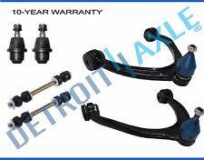 New 6pc Front Upper Control Arms & Suspension Kit for 07-15 Chevy Silverado 1500