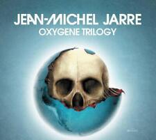 Jean-Michel Jarre - Oxygene Trilogy (2016)  3CD  NEW/SEALED  SPEEDYPOST