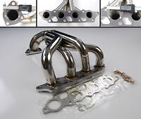 STAINLESS STEEL RACE EXHAUST MANIFOLD 4-1 FOR 2002-2004 FORD FOCUS ST170 2.0L