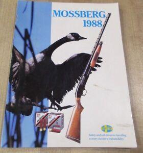 1988 Mossberg Catalog >