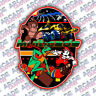 Multicade Classic Series Arcade Cabinet Game Graphic Artwork Sideart