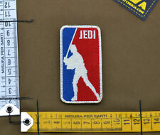 """Ricamata / Embroidered Patch """"Jedi Major League"""" with VELCRO® brand hook"""