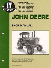 Rebuild - Repair John Deere Models 4030, 4230, 4430, 4630 Tractor Book - Manual