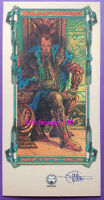 Druillet Ex-Libris Lone Sloane MATHO Pin up SALAMMBO XL E.a Signé Jeu Video NEUF