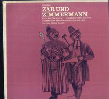 Lortzing – Zar Und Zimmermann (Querschnitt) - Hilde Breyer, Wilhelm Strienz