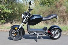 Elektro Scooter Motorrad   Straßenzulassung   45 Km/H   1500W   60V   Coco Bike