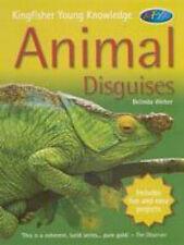 Animal Disguises (Kingfisher Young Knowledge), Belinda Weber, New Book