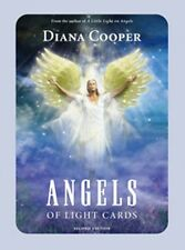 Angels Of Light Cards (2nd Edition) by Diana Cooper NEW