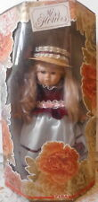 BAMBOLA SPETTACOLARE MISS FLOWERS FIBA ANNI 80 MADE IN ITALY COD. 4113  OLD DOLL