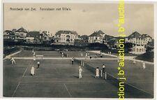 Niederlande NOORDWIJK AAN ZEE Tennis Court / Tennisplatz * AK um 1910