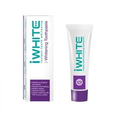 IWHITE INSTANT WHITENING TOOTHPASTE 75 ml. DAILY USE.