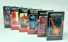 Star Trek Bundle VHS Set of 6 Hi-Fi