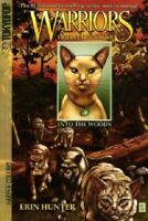 Complete Set Series Lot of 3 Warriors: Tigerstar and Sasha books by Erin Hunter