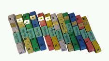 SEWING TAILOR SOFT FLAT FABRIC TAPE MEASURE 60 1.5M  WHOLESALE JOBLOT 120 pcs