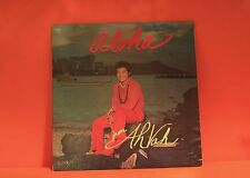 AH VAH - ALOHO FROM AH VAH - SIGNED - HAWAIIAN - VINYL LP RECORD -U