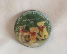 Steiff Pin - 100th Anniversary Pin Teddy Bear Pin