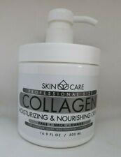 Skin Care Professional Size Collagen Moisturizing & Nourishing Face Cream 500 ml