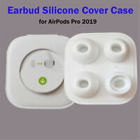 Silicone Earbud Cover Ultra Thin Case Earphone Tips for AirPods Pro2019 Earplugs