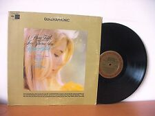 "PERCY FAITH ""Love Theme From Romeo And Juliet"" SQ QUADRAPHONIC (COLUMBIA CQ 3100"