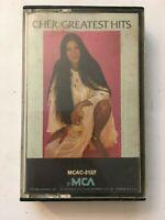 Cher Greatest Hits, Cher Tape Cassette