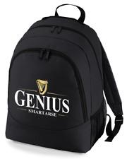 Genius-Klugscheißer Rucksack Unisex Rucksack Tasche
