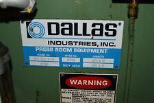 18 Dallas Mdl Dps 25 7 18 7 Roll Straightener 113329