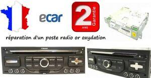 Réparation GPS Peugeot Citroen RNEG RNEG2 RT6 RT5 RT4 RT3 WipNav+ eMyWay