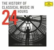 The History of Classical Music in 24 Hours Various Artists 0028947946489