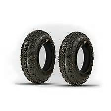 2 - 22X7-10 GBC XC-MASTER ATV FRONT RAZR TIRES ( PAIR ) GET THE HOLESHOT ( SET )