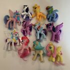 My Little Pony Lot Of 11 McDonald's  Friendship Is Magic Ponies MLP For Sale