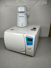 Medi Clave 23 LV + Mjq SERIE Sterilizzatore, usato