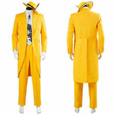 Unbranded Yellow Suit Costumes
