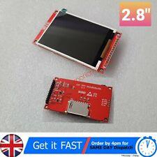 28 240x320 Spi Tft Lcd Ili9341 5v 33v For Rpi Esp8266 Etc