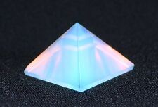 REIKI ENERGY CHARGED OPALITE PYRAMID CRYSTAL POSITIVE CRYSTAL HEALING GIFT