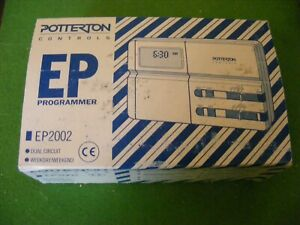 Potterton EP2002 - central heating & hot water controller