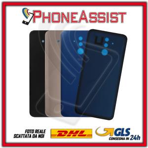 VETRO POSTERIORE SCOCCA Per Huawei Mate 20 Lite SNE-LX1 BACK COVER BATTERIA