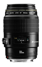 Canon EF 100 mm F/2.8 USM Macro Objektiv